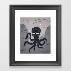 cycloctopus Framed Art Print