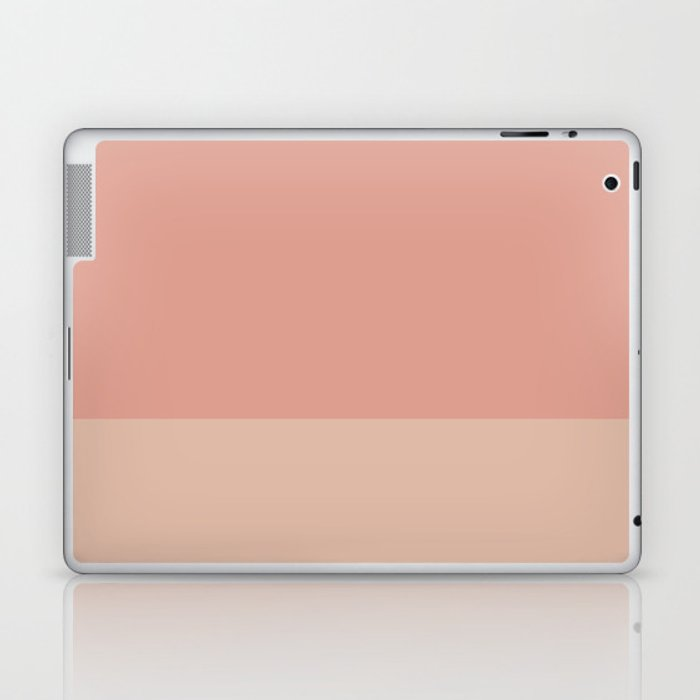 VINTAGE ROSE x PEACH Laptop & iPad Skin