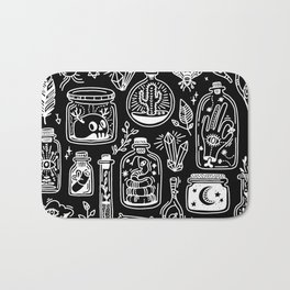 The Tiny Witch Gallery - Reverse Bath Mat