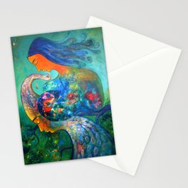 life II Stationery Cards