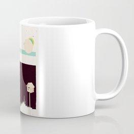 When the night falls quiet. Coffee Mug
