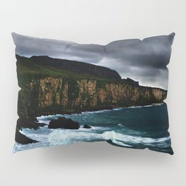 Irish Seascape Pillow Sham