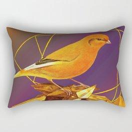 Topaz Canary Rectangular Pillow