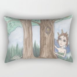 Faeries Rectangular Pillow
