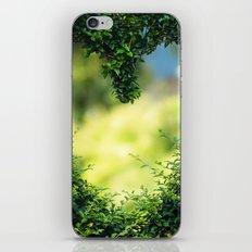 Love Garden iPhone & iPod Skin