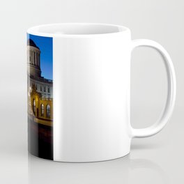 Four Courts Dublin Coffee Mug