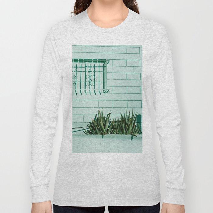Silver Lake Los Angeles Long Sleeve T-shirt