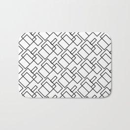 Quadratic Concoction  Bath Mat