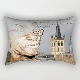 TRIER mon deuxième patrie Rectangular Pillow