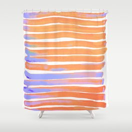 Easter and Spring Shower Curtain