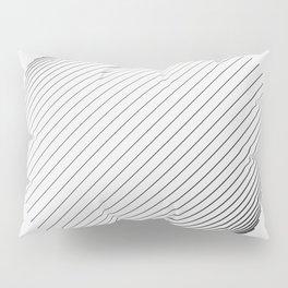 #571 line(trigonometric) Pillow Sham