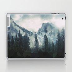 Cross Mountains Laptop & iPad Skin