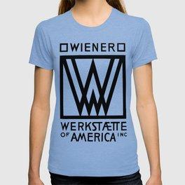 Wiener Werkstaette of America T-shirt