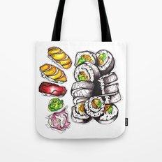 Sushi Dinner. Tote Bag