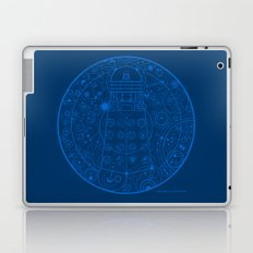 Sign of the Dalek Laptop & iPad Skin