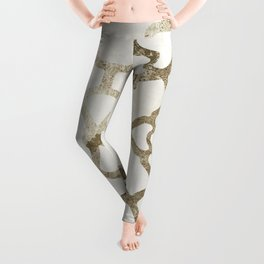 Moroccan Gold IV Leggings