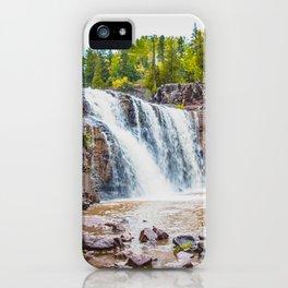 Gooseberry Falls State Park, Minnesota 2 iPhone Case