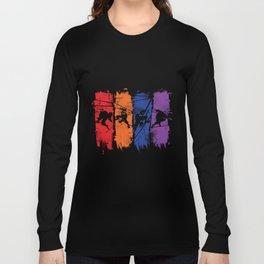 TEENAGE MUTANT NINJA TURTLES Long Sleeve T-shirt