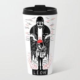 Leon & Mathilda Travel Mug