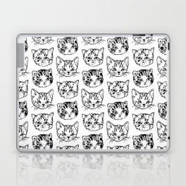 Cute Kitty Laptop & iPad Skin