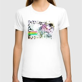 Interconnectedness of all life T-shirt