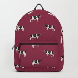 Holsteins // Cranberry II Backpack