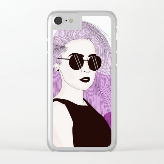 Its not me its you Clear iPhone Case