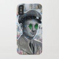 The Forgotten Soldier Slim Case iPhone X