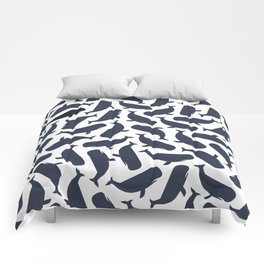 Whale Gale Comforters