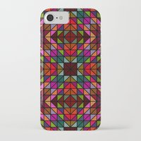 mosaic iPhone & iPod Cases featuring Mosaic by David Zydd