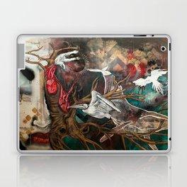 Firmament of the Mind Laptop & iPad Skin