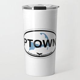 Provincetown - Cape Cod. Travel Mug