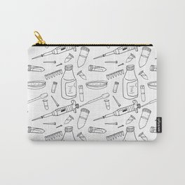 lab bench Carry-All Pouch
