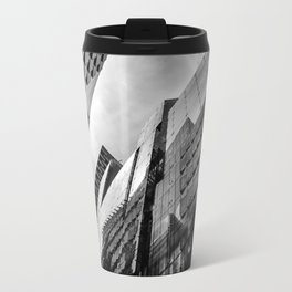 Glass Business Window Building Abstract London Travel Mug
