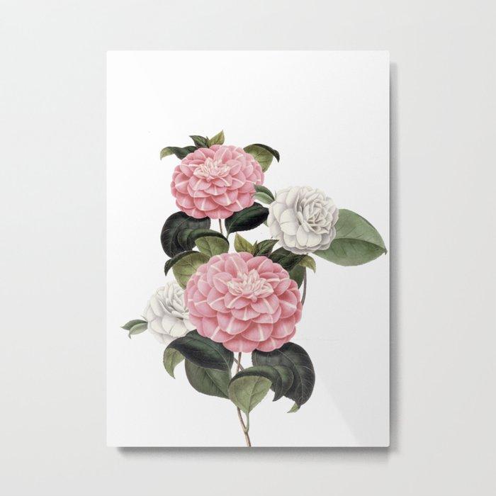 FLOWERS 11c Metal Print