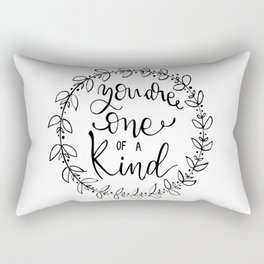 You are one of a kind Rectangular Pillow