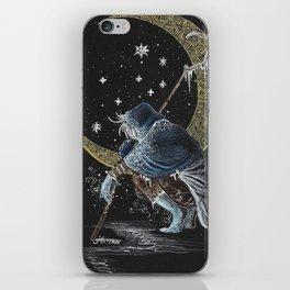 La Lune iPhone Skin