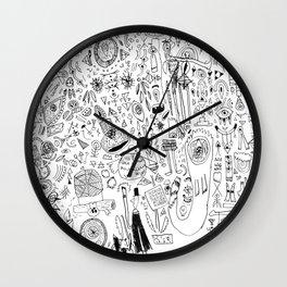Balustrade B001 Wall Clock
