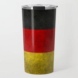 Flag of Germany - Vintage version Travel Mug