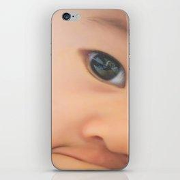 Zachary iPhone Skin