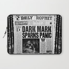 Daily Prophet newspaper Laptop Sleeve
