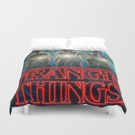 StrangerThings Duvet Cover