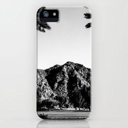 Indian Wells iPhone Case