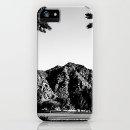 Indian Wells iPhone Case