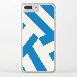 Marin Clear iPhone Case