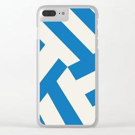 Marin Clear iPhone Case