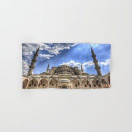 The Blue Mosque Istanbul Hand & Bath Towel