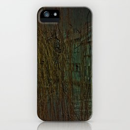 Concept landscape : Mystic mood in the city iPhone Case