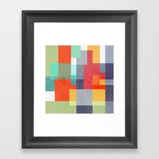 Commodious Comfort Framed Art Print