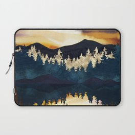 Fall Sunset Laptop Sleeve